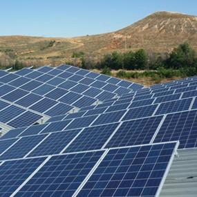 Instalación con conexión a Red de 100 kW en Soria