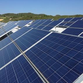 Instalación con conexión a Red de 40 kW en Villatuerta