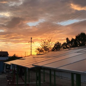 Instalacion de Bombeo Solar